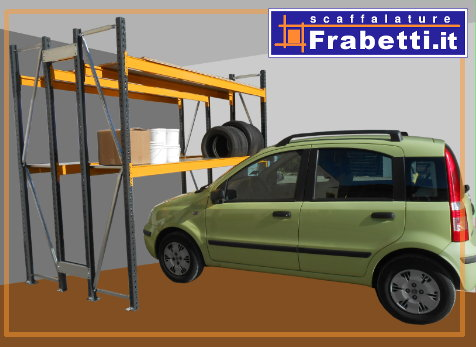 Scaffali per garage come conservare pneumatici invernali for 2 box auto con officina e soppalco