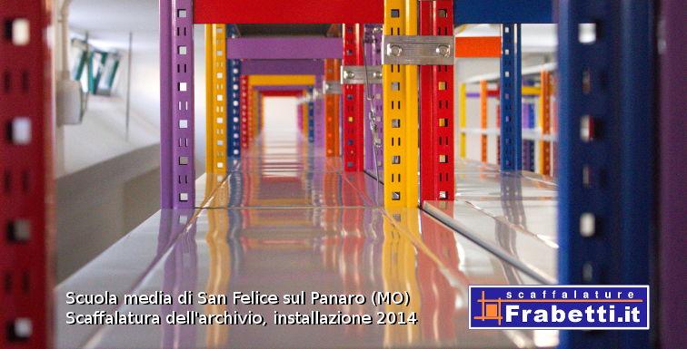 Scaffali Metallici Modena.Scaffalature Antisismiche Portapallet Archivio Soppalchi