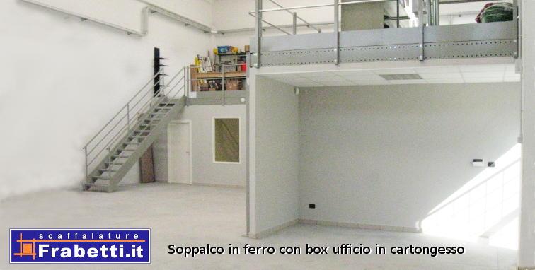Ufficio In Cartongesso : Scaffalature industriali antisismiche pallet archivio soppalchi